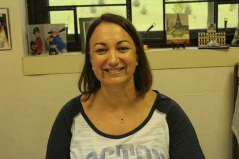 Teacher of the Month: Mme Rezek