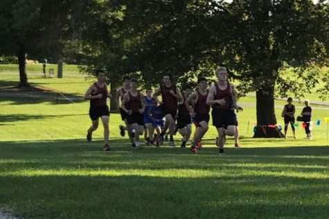 Cross Country Working to Improve