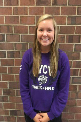 October Cheerleader of the Month: Jillian Hofmann