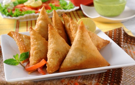 Tasty Samosas