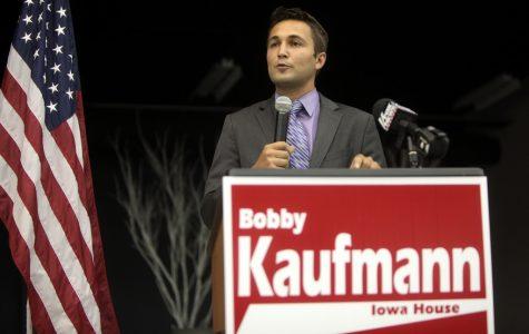Rep. Bobby Kaufmann - Iowa House