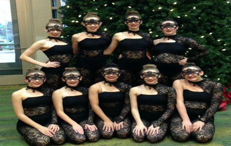 ADM Dance Team Takes on State Dance