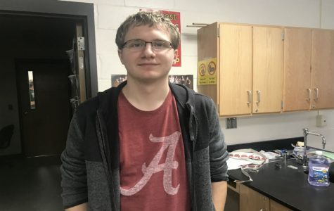 February Student of the Month: Logan Cahalan