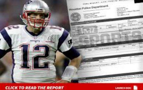 Tom Brady's Missing Jersey