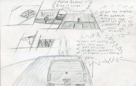 Story Starter Comic- February 2nd