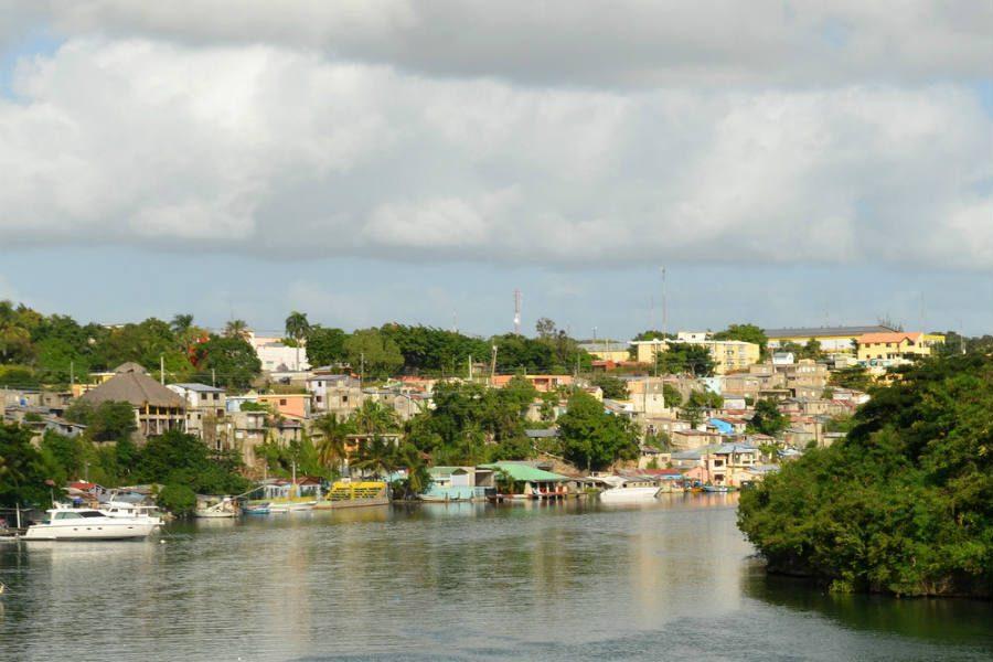 Niños de Christo is located in La Romana pictured above.