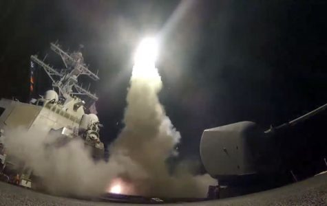 U.S. Strikes Syrian Airfield In Early Morning Missile Attack