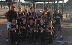 Preseason Softball Works to Achieve Dreams