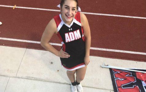 Emily Gard – September Cheerleader of the Month
