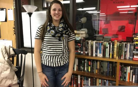 Sally Evoy – September Kiwanis Student of the Month
