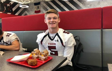 Ethan Meyer – Player of the Week