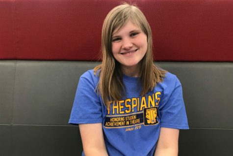Abby Mullen – November Fine Arts Student of the Month