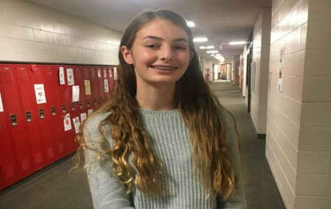 Hannah Welch – November XC Athlete of the Month