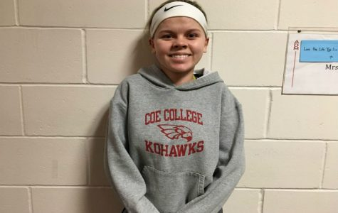 Kennedy Ihrig – January Basketball Cheerleader of the Month