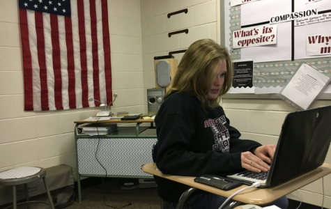 January Teacher of the Month: Mrs. Longman