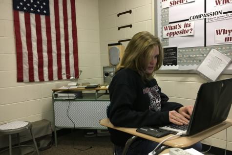 January Teacher of the Month: Mrs. Longman