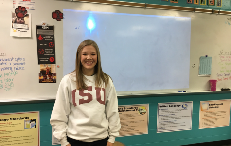 January Teacher of the Month: Ms. Jennison