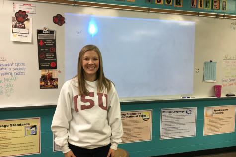 January Teacher of the Month: Ms. Jennison