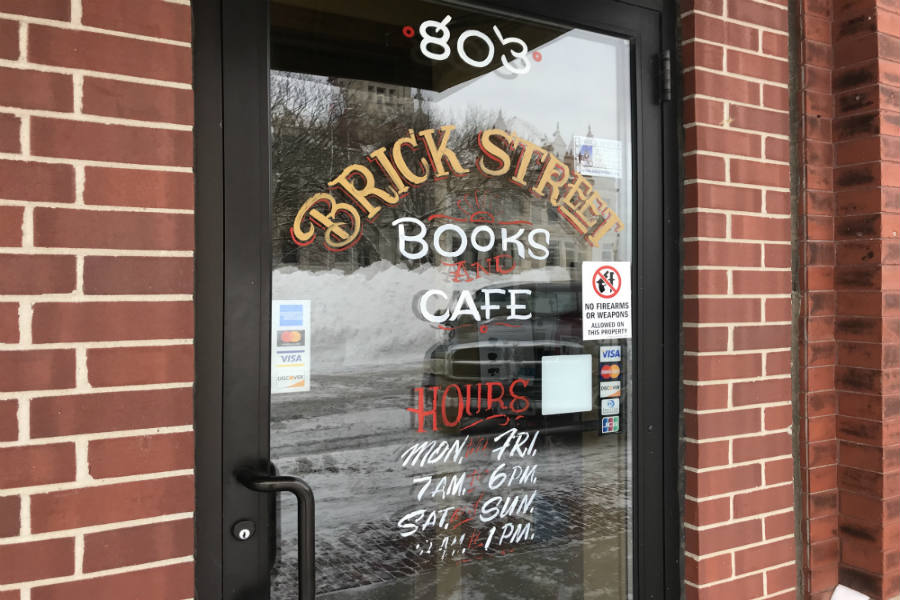 Brick Street Books and Cafe