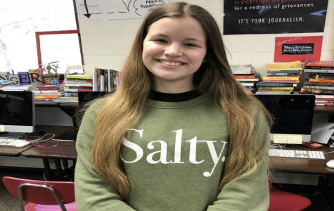 Abby Jacobsen – February Student of the Month