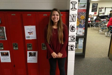 November Student of the Month: Emma Brown