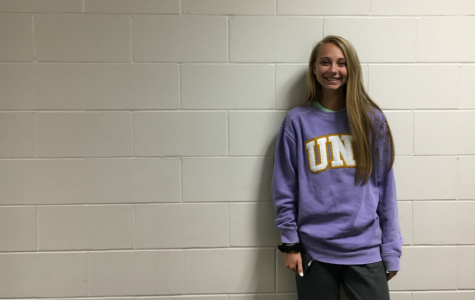 Sadie Juergens – April Girl's Track Student of the Month