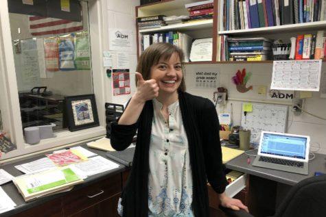 November Teacher of the Month – McKenzie Gettler