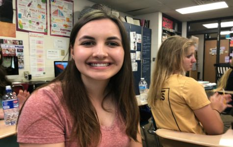 Emily Neumann – April Fine Arts Student of the Month