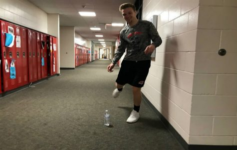 Gage Fuller – May Boys Soccer Player of the Month