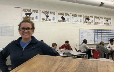 McKenzie Gettler – May Teacher of the Month
