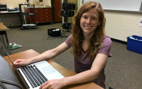 May Teacher of the Month – Ms. Harrell
