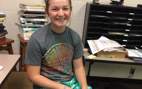 September Student of the Month: Kristen Baier