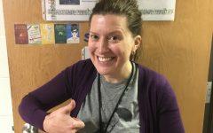 September Teacher of the Month: Beth Knipper