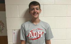September Fine Arts Student of the Month: Jacob Zwank