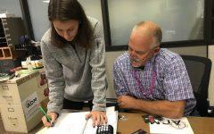 October Teacher of the Month: Cris Goodale