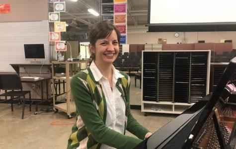 November Teacher of the Month: Becca Cassel