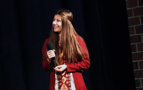 Meet the Foreign Exchange Students: Q and A with Lida Asilyan