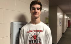 December Kiwanis Student of the Month: Nolan Harsh