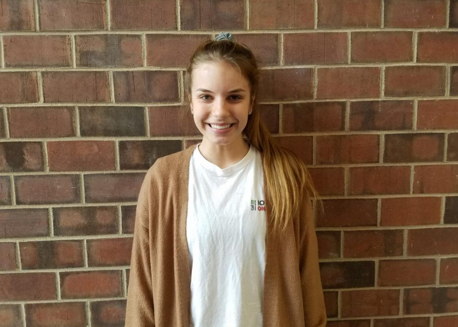 January Girls Basketball Player of the Month