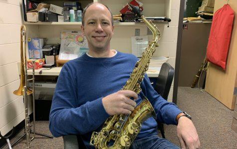 January Teacher of the Month: Russell Braun