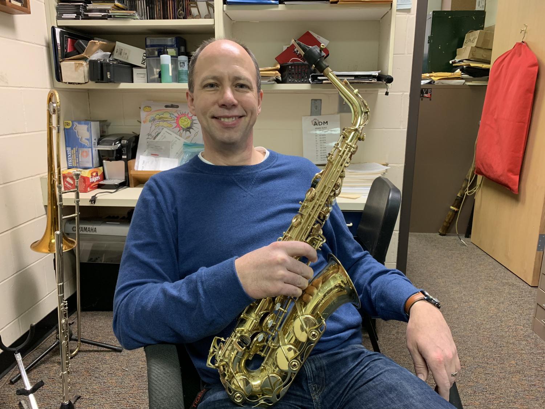 Teacher of the Month: Russell Braun