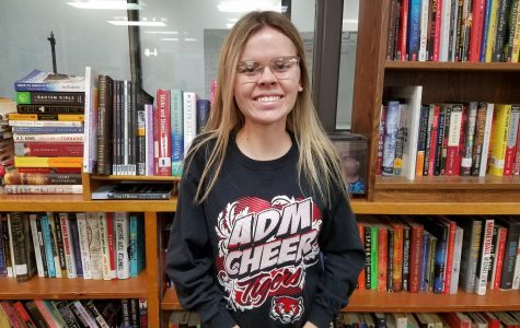 February Kiwanis Student of the Month: Kennedy Ihrig