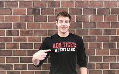 February Wrestling Athlete of the Month: Justice Paulson