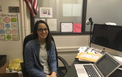 February Teacher of the Month – Robin West