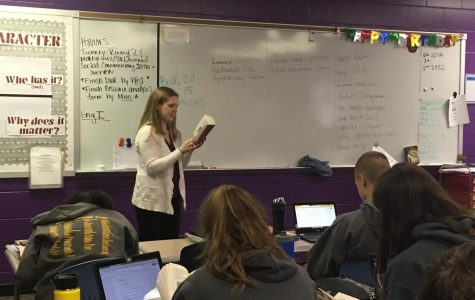 March Teacher of the Month: Molly Longman