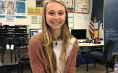 April Kiwanis Student of the Month: Sadie Juergens