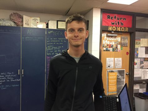 May Student of the Month: Nathan Wedemeyer