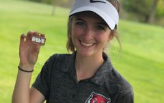 May Girls Golf Student of the Month: Liv Rickert
