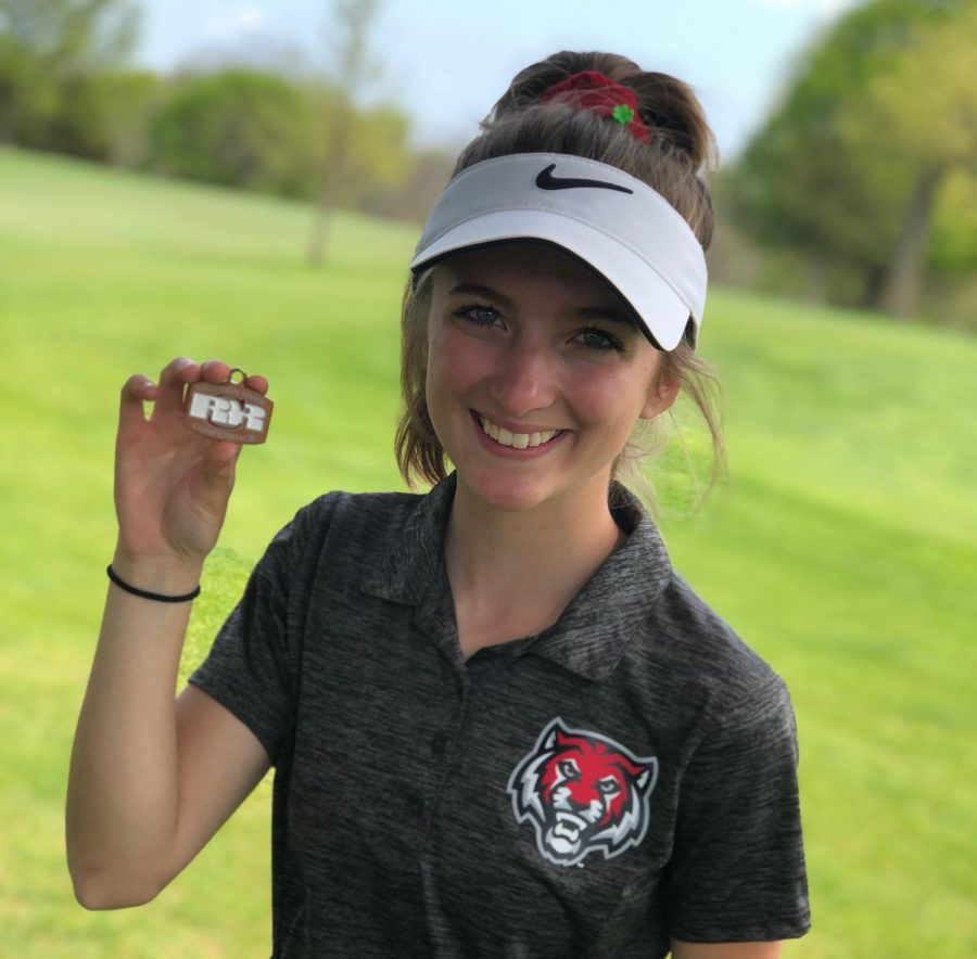 May+Girls+Golf+Student+of+the+Month%3A+Liv+Rickert