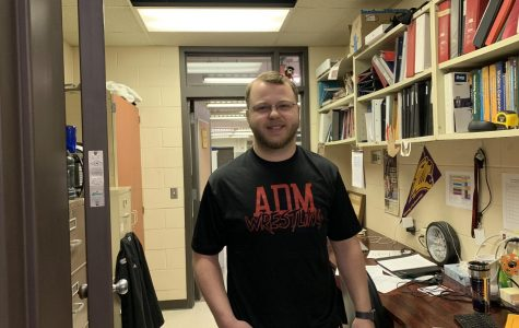 May Teacher of the Month: Alex Reams